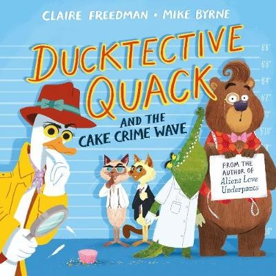 Ducktective Quack and the Cake Crime Wave - pr_321964