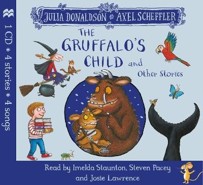The Gruffalo's Child and Other Stories CD - pr_402886