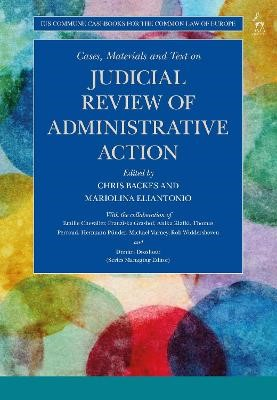 Cases, Materials and Text on Judicial Review of Administrative Action - pr_337932
