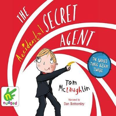 The Accidental Secret Agent - pr_1776305