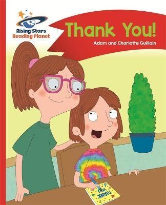 Reading Planet - Thank You - Red B: Comet Street Kids - pr_197173