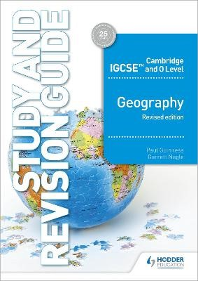 Cambridge IGCSE and O Level Geography Study and Revision Guide revised edition - pr_1783