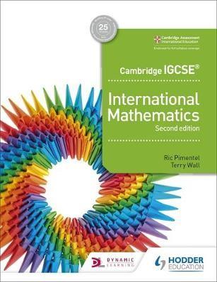 Cambridge IGCSE International Mathematics 2nd edition - pr_393684