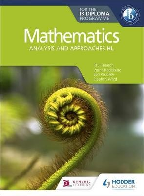 Mathematics for the IB Diploma: Analysis and approaches HL - pr_1747750