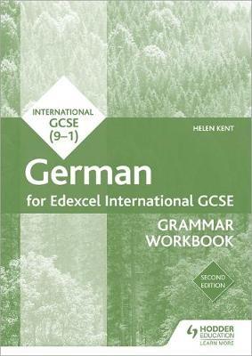 Edexcel International GCSE German Grammar Workbook Second Edition - pr_393890