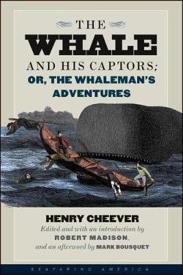 The Whale and His Captors; or, The Whaleman's Adventures - pr_1716