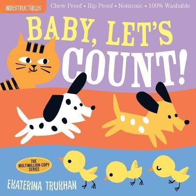 Indestructibles: Baby, Let's Count! -