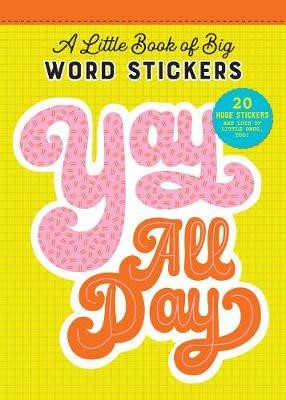 Little Book of Big Word Stickers - pr_247194