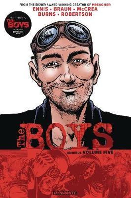 The Boys Omnibus Vol. 5 -