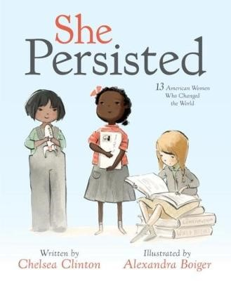 She Persisted -