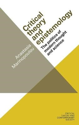 Critical Theory and Epistemology -