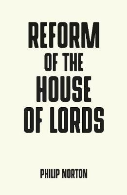 Reform of the House of Lords -