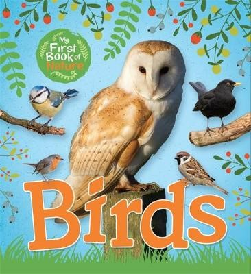 My First Book of Nature: Birds -