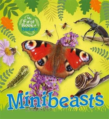 My First Book of Nature: Minibeasts -