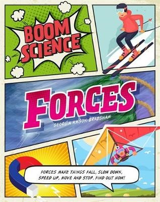 BOOM! Science: Forces -