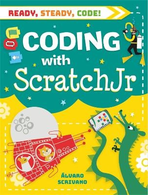 Ready, Steady, Code!: Coding with Scratch Jr - pr_135748