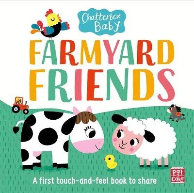 Chatterbox Baby: Farmyard Friends - pr_184662