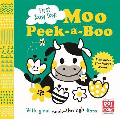First Baby Days: Moo Peek-a-Boo - pr_334527