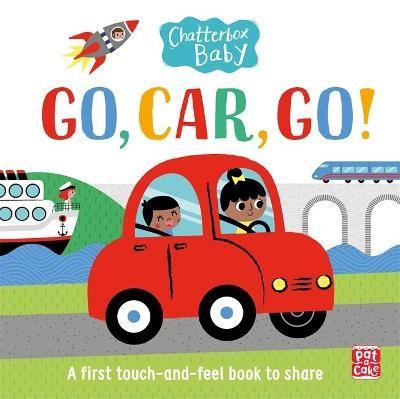 Chatterbox Baby: Go, Car, Go! - pr_135819