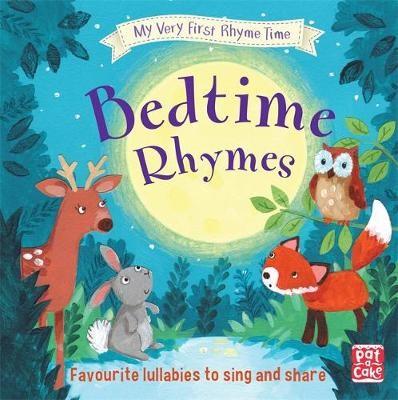 My Very First Rhyme Time: Bedtime Rhymes - pr_135800