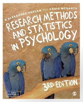 Research Methods and Statistics in Psychology -