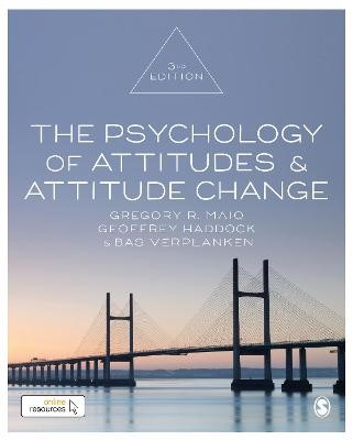 The Psychology of Attitudes and Attitude Change -