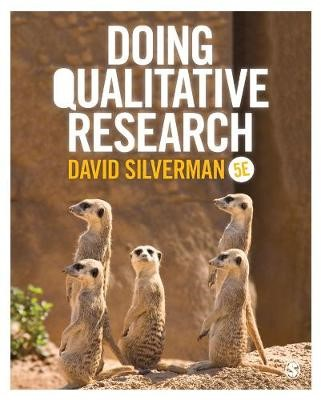 Doing Qualitative Research -