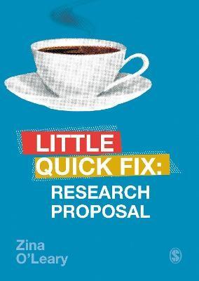 Research Proposal -