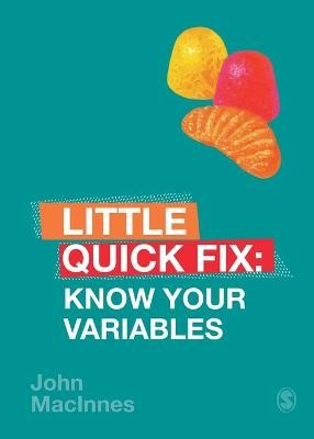 Know Your Variables -