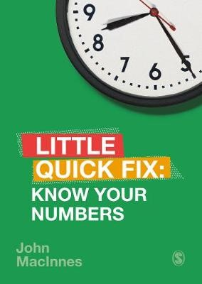 Know Your Numbers -