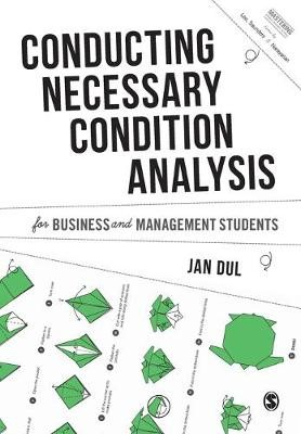 Conducting Necessary Condition Analysis for Business and Management Students -