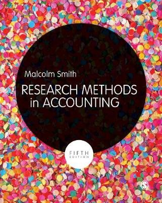 Research Methods in Accounting -