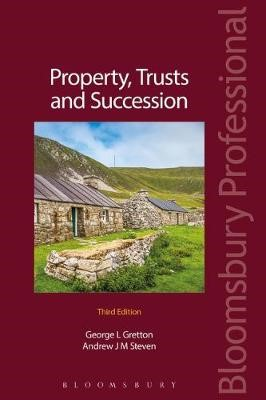Property, Trusts and Succession -