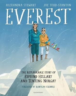Everest: The Remarkable Story of Edmund Hillary and Tenzing Norgay - pr_119883