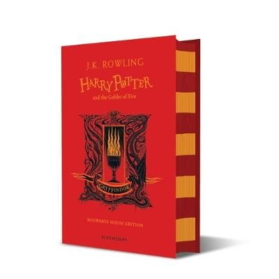 Harry Potter and the Goblet of Fire - Gryffindor Edition -