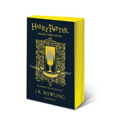 Harry Potter and the Goblet of Fire - Hufflepuff Edition - pr_1733676