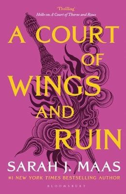 A Court of Wings and Ruin -