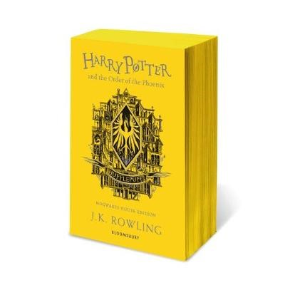 Harry Potter and the Order of the Phoenix - Hufflepuff Edition - pr_1783513