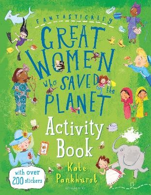 Fantastically Great Women Who Saved the Planet Activity Book - pr_1803057