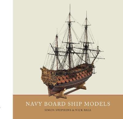 Navy Board Ship Models -