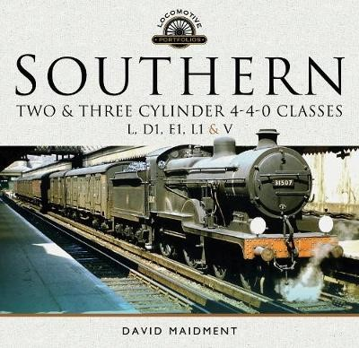 Southern, Two and Three Cylinder 4-4-0 Classes (L, D1, E1, L1 and V) - pr_174913
