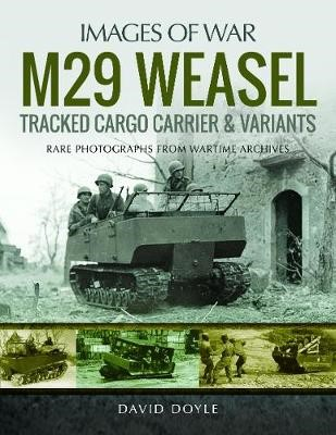 M29 Weasel Tracked Cargo Carrier & Variants - pr_331094