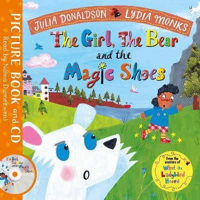 The Girl, the Bear and the Magic Shoes -