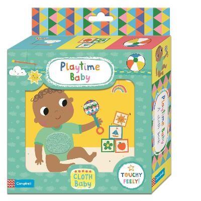 Playtime Baby Cloth Book - pr_128871