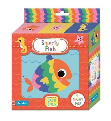 Squirty Fish Bath Book - pr_315620