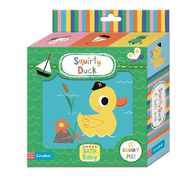 Squirty Duck Bath Book - pr_327810