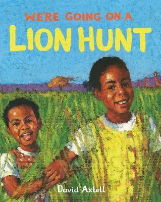 We're Going on a Lion Hunt - pr_120417