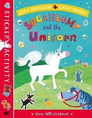 Sugarlump and the Unicorn Sticker Book -