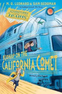 Kidnap on the California Comet -