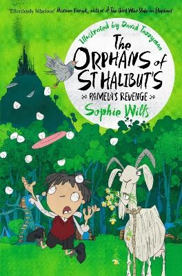 The Orphans of St Halibut's: Pamela's Revenge -